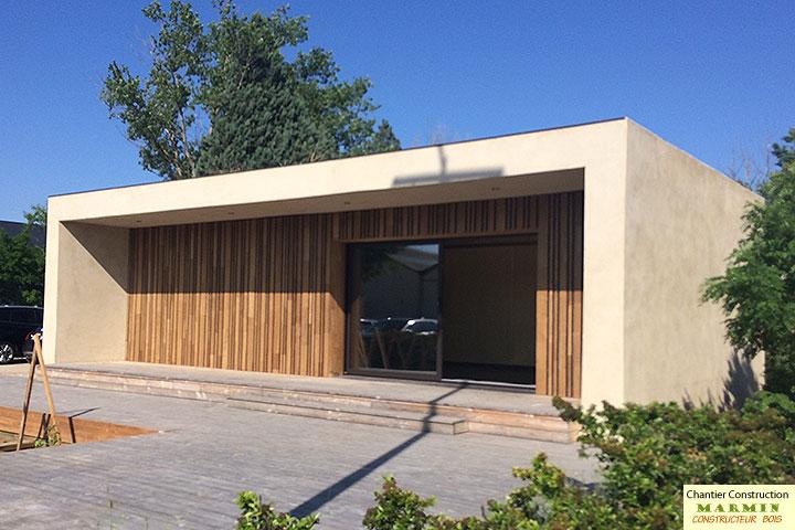 constructeur maisons bois construction maison ossature bois sur mesure dans le val de marne 94